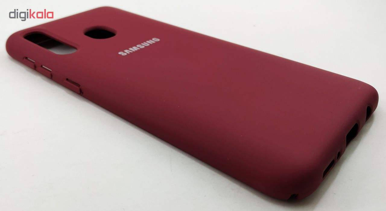 کاور مدل SCN مناسب برای گوشی موبایل سامسونگ Galaxy A30 main 1 10
