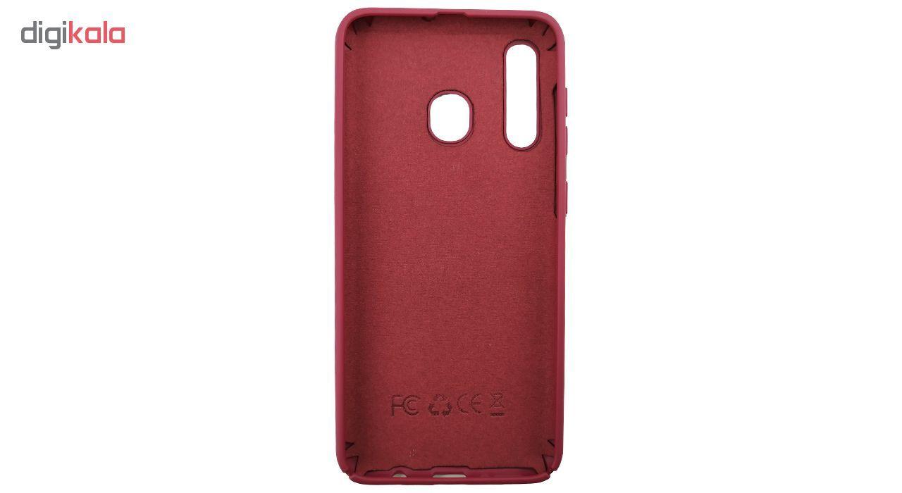کاور مدل SCN مناسب برای گوشی موبایل سامسونگ Galaxy A30 main 1 11