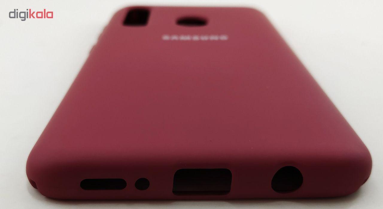 کاور مدل SCN مناسب برای گوشی موبایل سامسونگ Galaxy A30 main 1 12