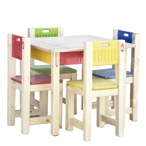 میز وصندلی کودک مدل WT1