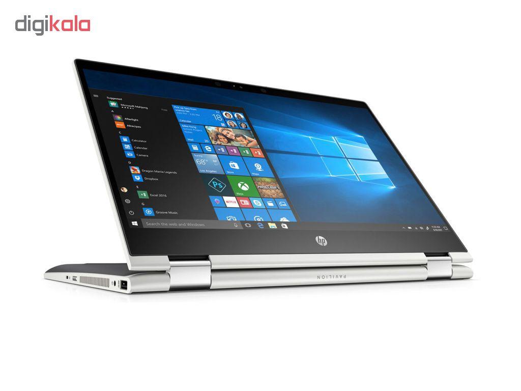 لپ تاپ 14 اینچی اچ پی مدل Pavilion X360 14T-DH000-D
