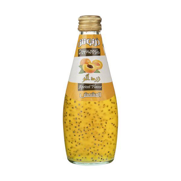 شربت زردآلو درنوش حجم 300 میلی لیتر