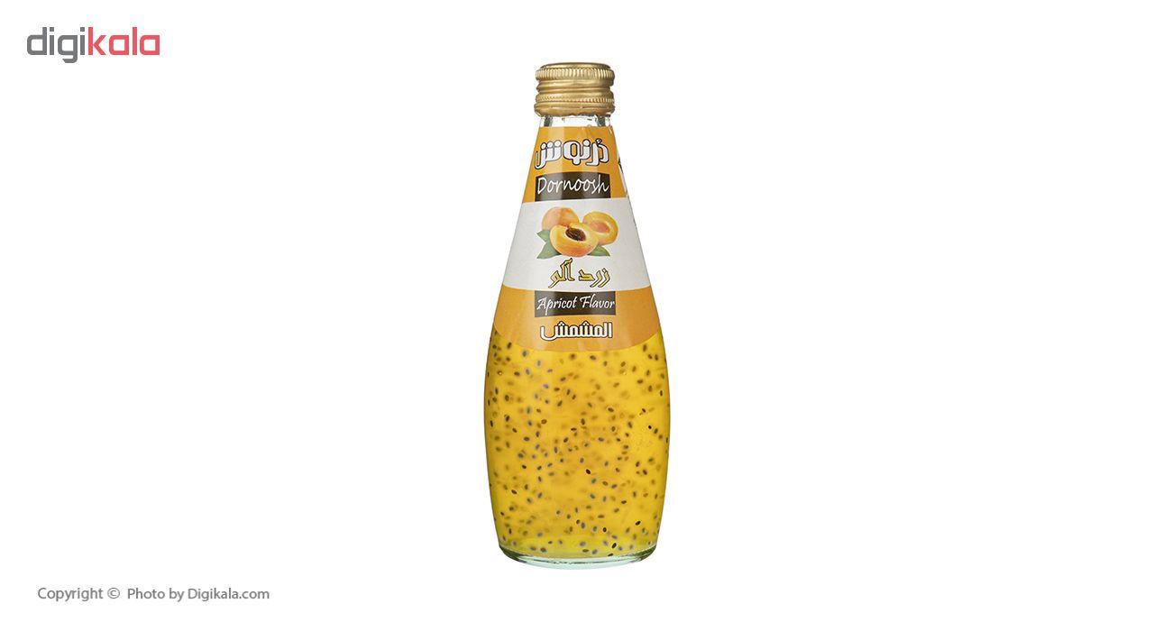 شربت زردآلو درنوش حجم 300 میلی لیتر main 1 1
