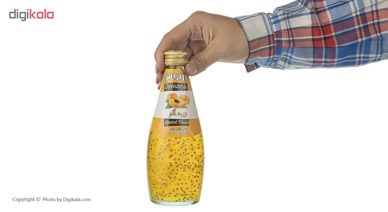 شربت زردآلو درنوش حجم 300 میلی لیتر main 1 5