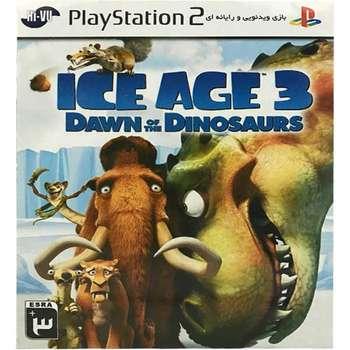 بازی ice age 3 مخصوص ps2