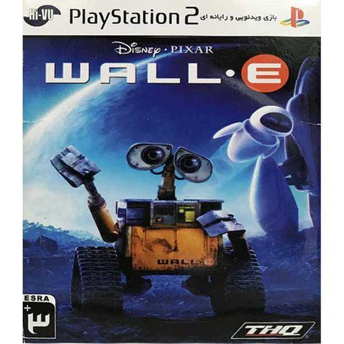 بازی wall.e مخصوص ps2