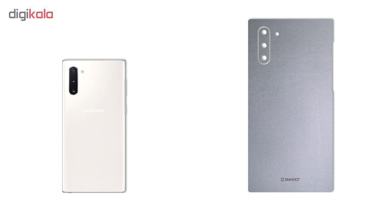 برچسب پوششی ماهوت مدل Black-Color-Shades مناسب برای گوشی موبایل سامسونگ Galaxy Note 10 main 1 1
