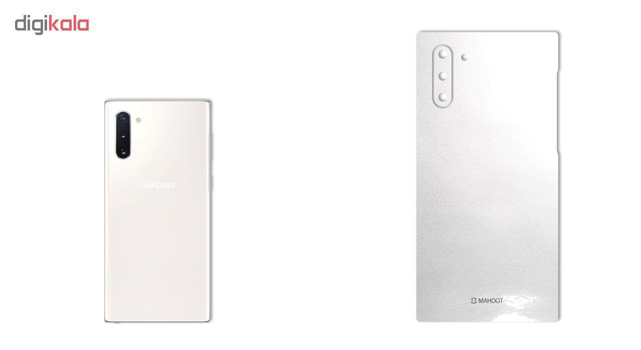 برچسب پوششی ماهوت مدل Black-Color-Shades مناسب برای گوشی موبایل سامسونگ Galaxy Note 10 main 1 2