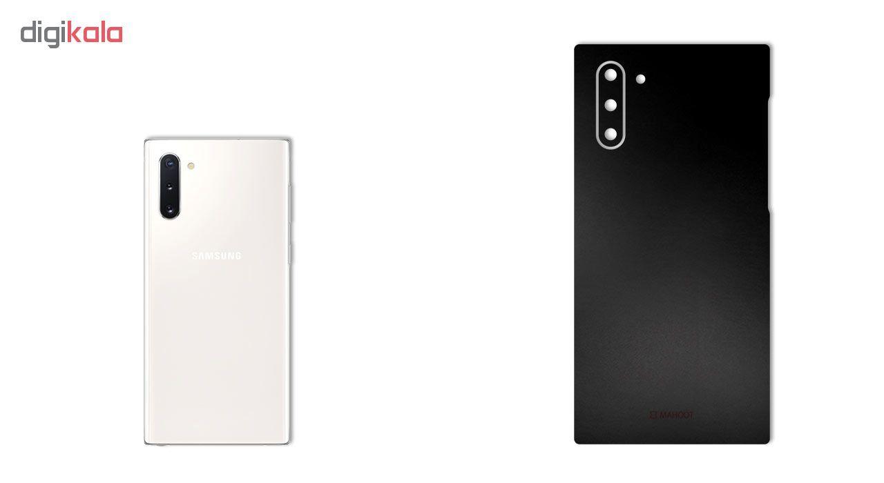 برچسب پوششی ماهوت مدل Black-Color-Shades مناسب برای گوشی موبایل سامسونگ Galaxy Note 10 main 1 3