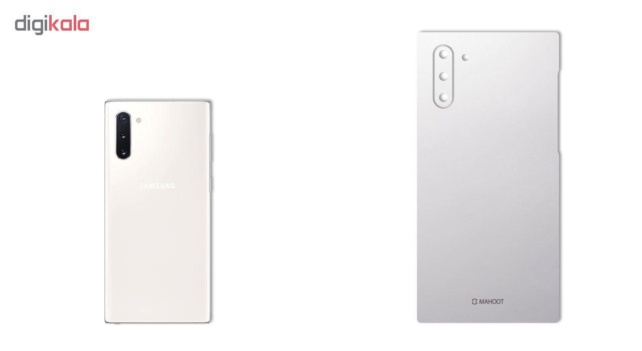 برچسب پوششی ماهوت مدل Black-Color-Shades مناسب برای گوشی موبایل سامسونگ Galaxy Note 10 main 1 4