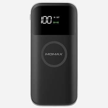 شارژر همراه بی سیم مومکس مدل Q.Power IP90D ظرفیت 10000 میلی آمپر ساعت