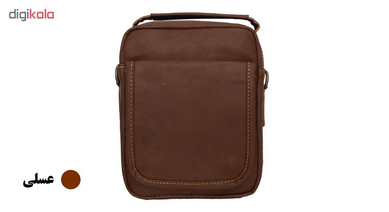 کیف دوشی مردانه کد E175 main 1 3