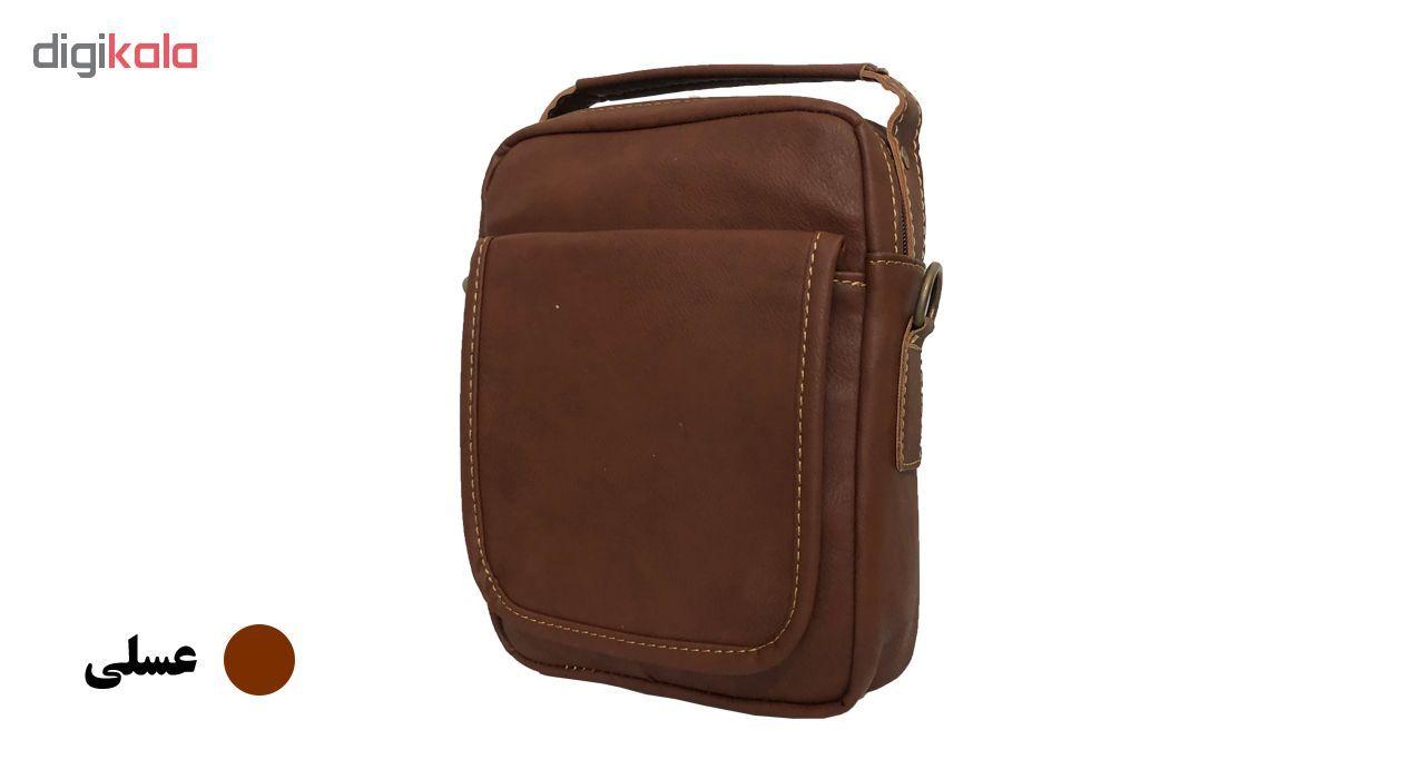 کیف دوشی مردانه کد E175 main 1 4