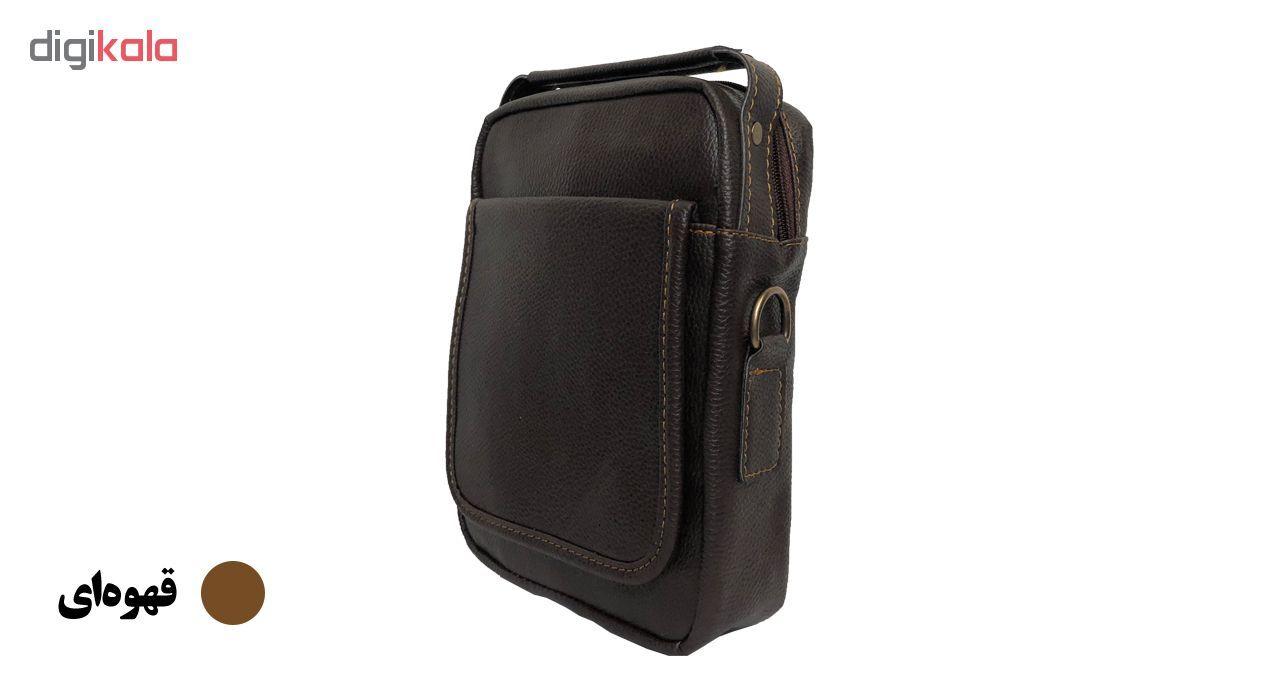 کیف دوشی مردانه کد E175 main 1 6