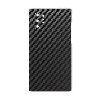 برچسب پوششی ماهوت مدل Carbon-Fiber مناسب برای گوشی موبایل سامسونگ Galaxy Note 10 Plus