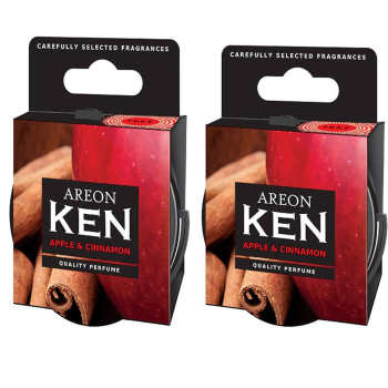 خوشبو کننده خودرو آرئون مدل Ken بسته دو عددی