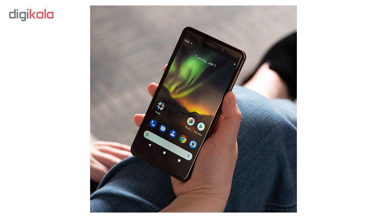 گوشی موبایل نوکیا مدل 6.1 دو سیم کارت ظرفیت 32 گیگابایت main 1 12