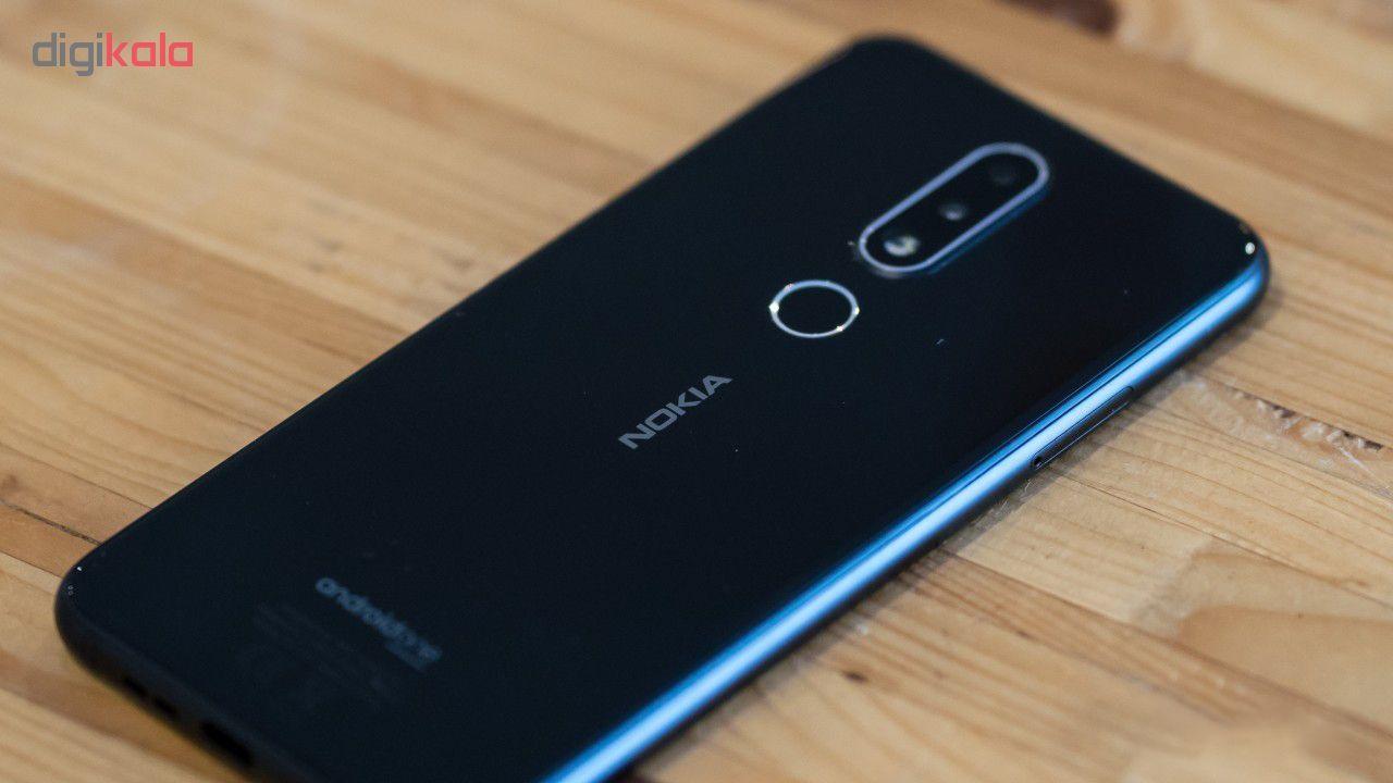 گوشی موبایل نوکیا مدل 6.1 دو سیم کارت ظرفیت 32 گیگابایت main 1 13