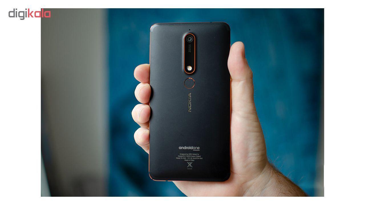 گوشی موبایل نوکیا مدل 6.1 دو سیم کارت ظرفیت 32 گیگابایت main 1 14