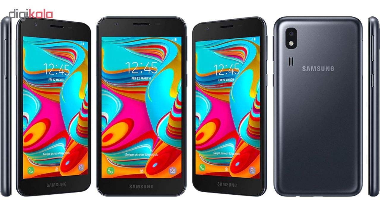 گوشی موبایل سامسونگ مدل Galaxy A2 Core SM-A260 G/DS دو سیم کارت ظرفیت 8 گیگابایت main 1 12