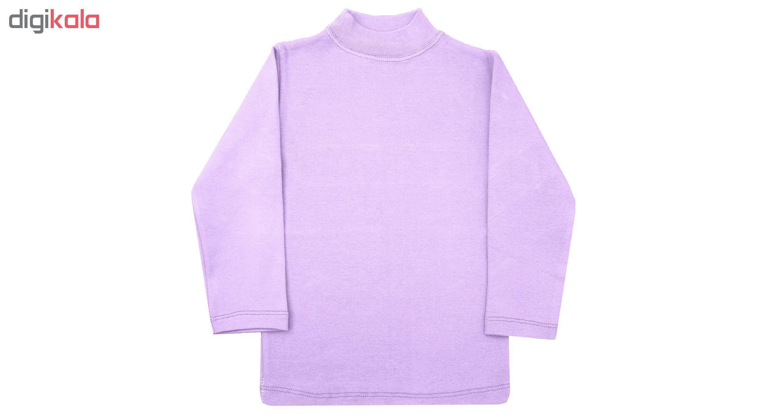 تاپ و تی شرت راحتی دخترانه و پسرانه