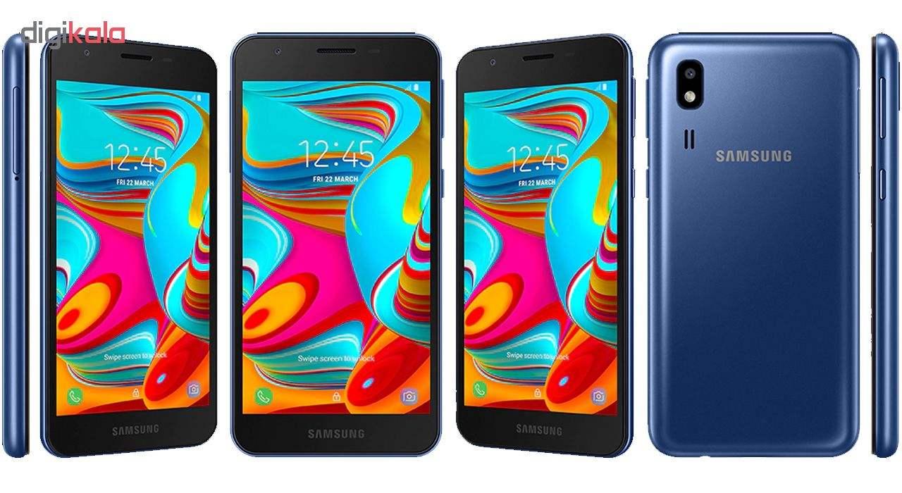 گوشی موبایل سامسونگ مدل Galaxy A2 Core SM-A260 G/DS دو سیم کارت ظرفیت 16 گیگابایت main 1 2