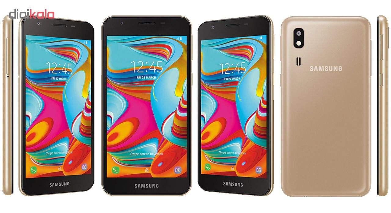 گوشی موبایل سامسونگ مدل Galaxy A2 Core SM-A260 G/DS دو سیم کارت ظرفیت 16 گیگابایت main 1 4