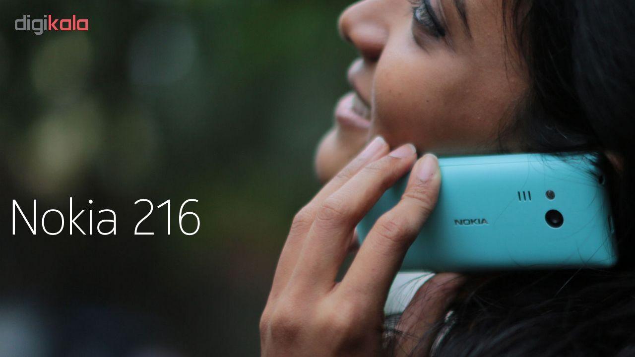 گوشی موبایل نوکیا مدل 216 دو سیم کارت main 1 10