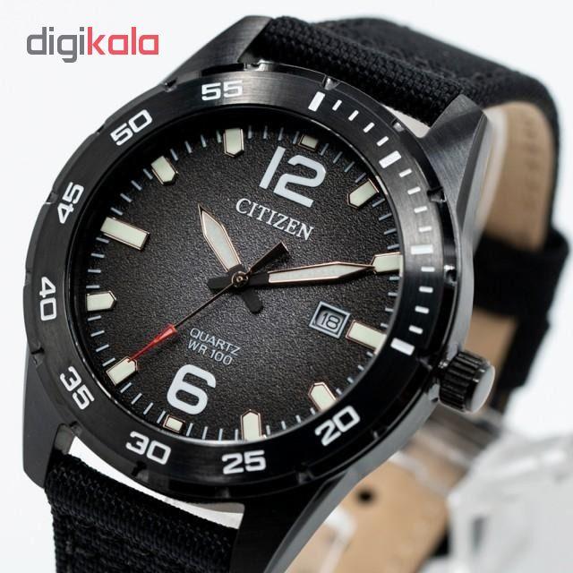 ساعت مچی عقربه ای مردانه سیتی زن مدل BI1045-05E