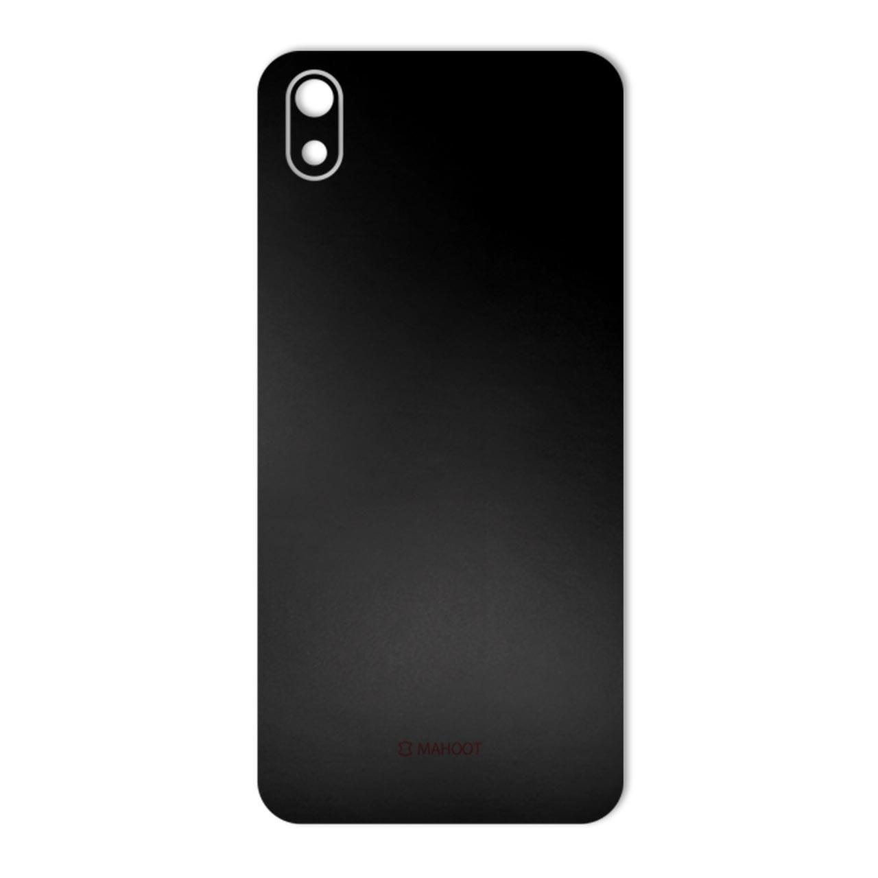 برچسب پوششی ماهوت مدل Black-Color-Shades مناسب برای گوشی موبایل شیائومی Redmi 7A