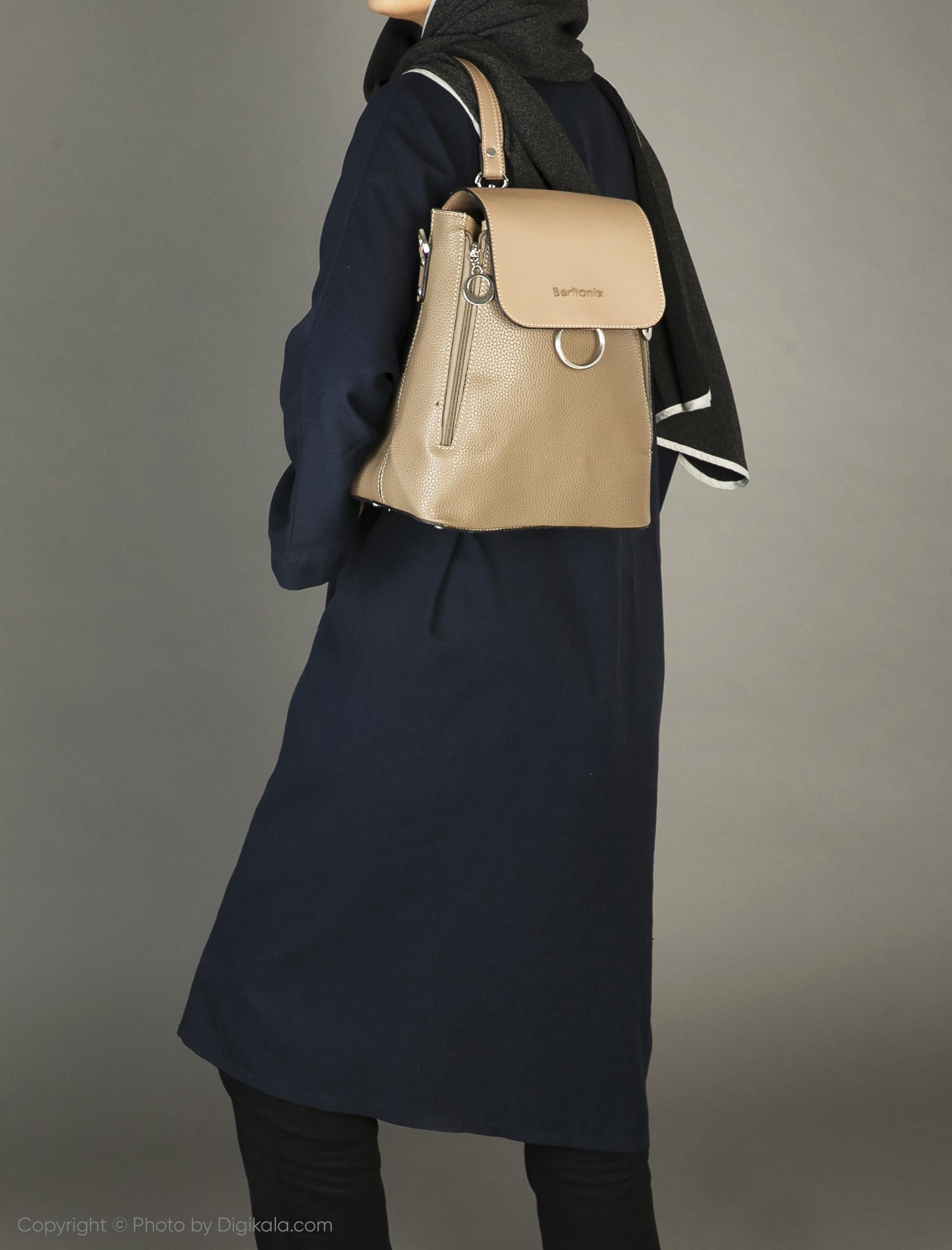 کوله پشتی زنانه برتونیکس مدل B101-30 -  - 4