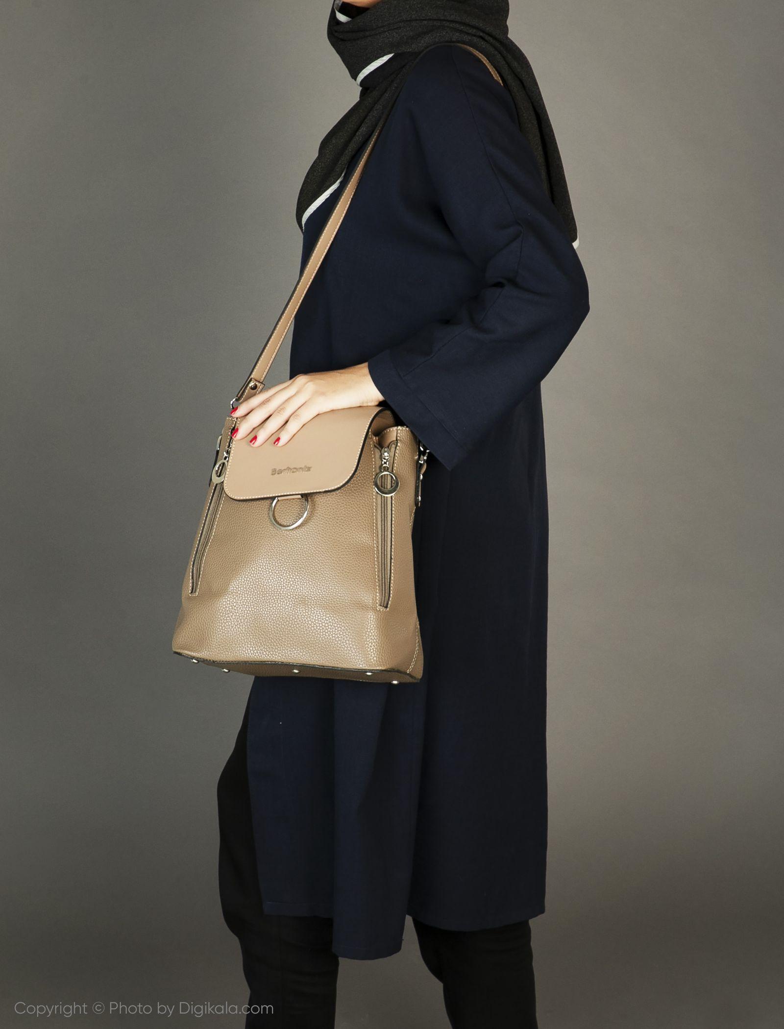کوله پشتی زنانه برتونیکس مدل B101-30 -  - 5