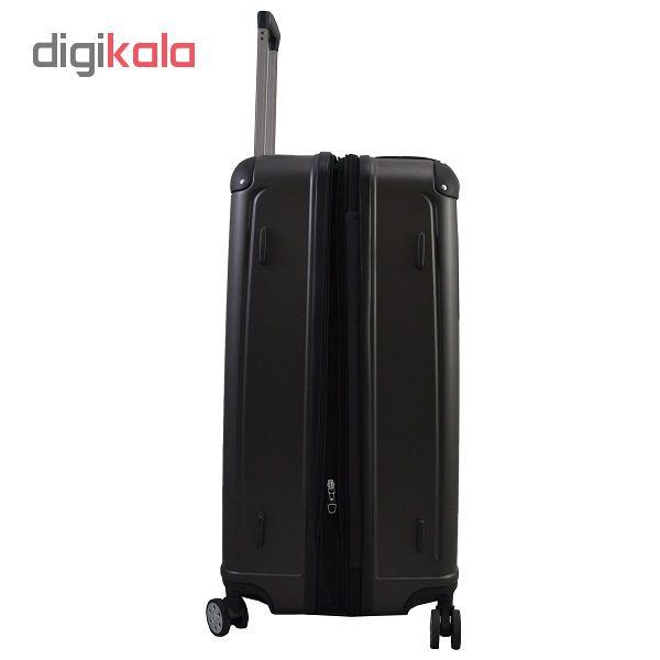 مجموعه سه عددی چمدان دی کی وین مدل nekoma