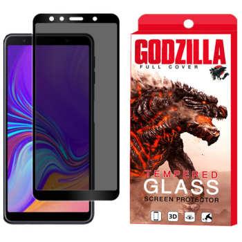 محافظ صفحه نمایش حریم شخصی گودزیلا مدل GGP مناسب برای گوشی موبایل سامسونگ Galaxy A7 2018