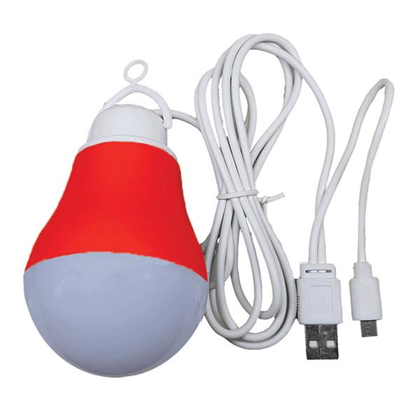 چراغ قوه آویز مدل USB-OTG