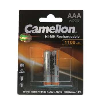 باتری نیم قلمی قابل شارژ کملیون مدل ACCU  بسته 2 عددی