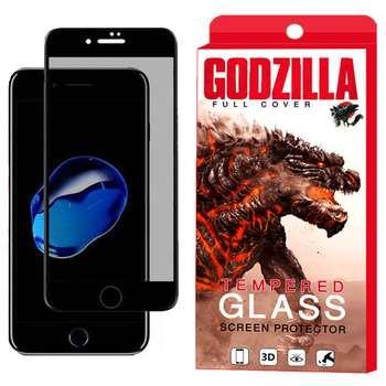 محافظ صفحه نمایش حریم شخصی گودزیلا مدل GGF مناسب برای گوشی موبایل اپل iPhone 7 Plus