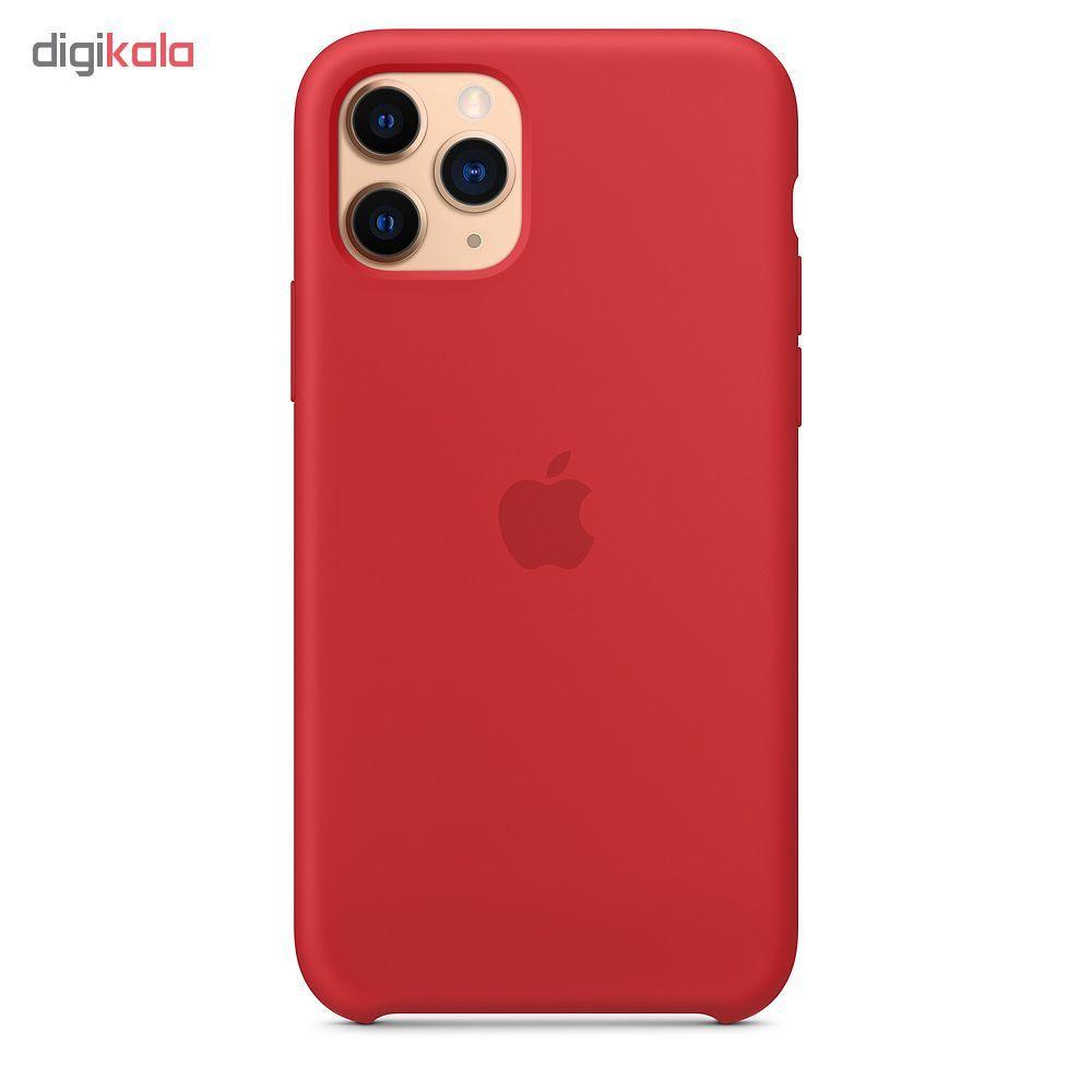 کاور مدل Si1ic0n  مناسب برای گوشی موبایل اپل iPhone 11 Pro Max main 1 3
