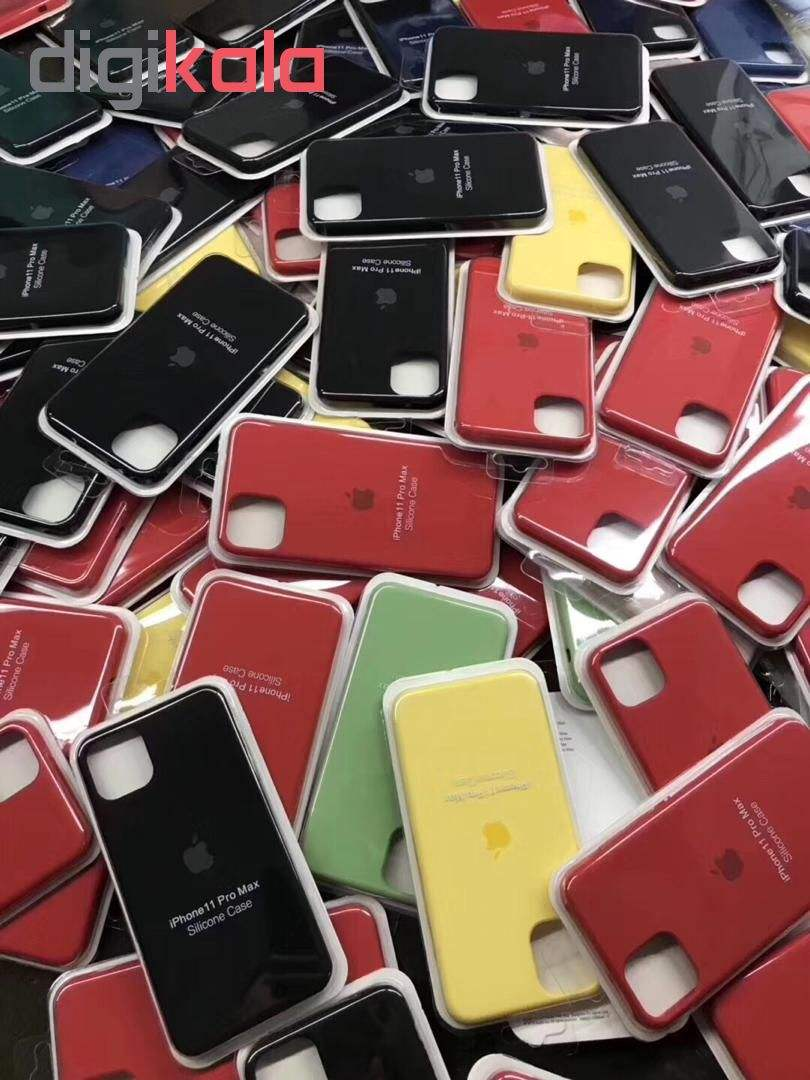 کاور مدل Si1ic0n  مناسب برای گوشی موبایل اپل iPhone 11 Pro Max main 1 5