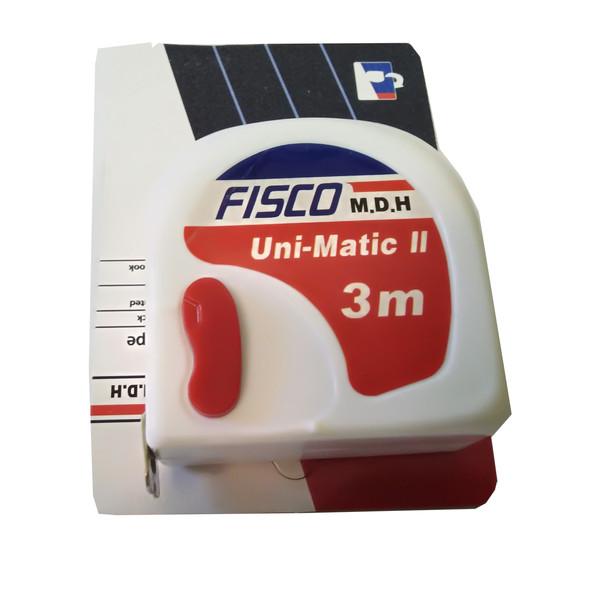 متر 3 متری فیسکو مدل Uni-Matic 2 بسته 12 عددی