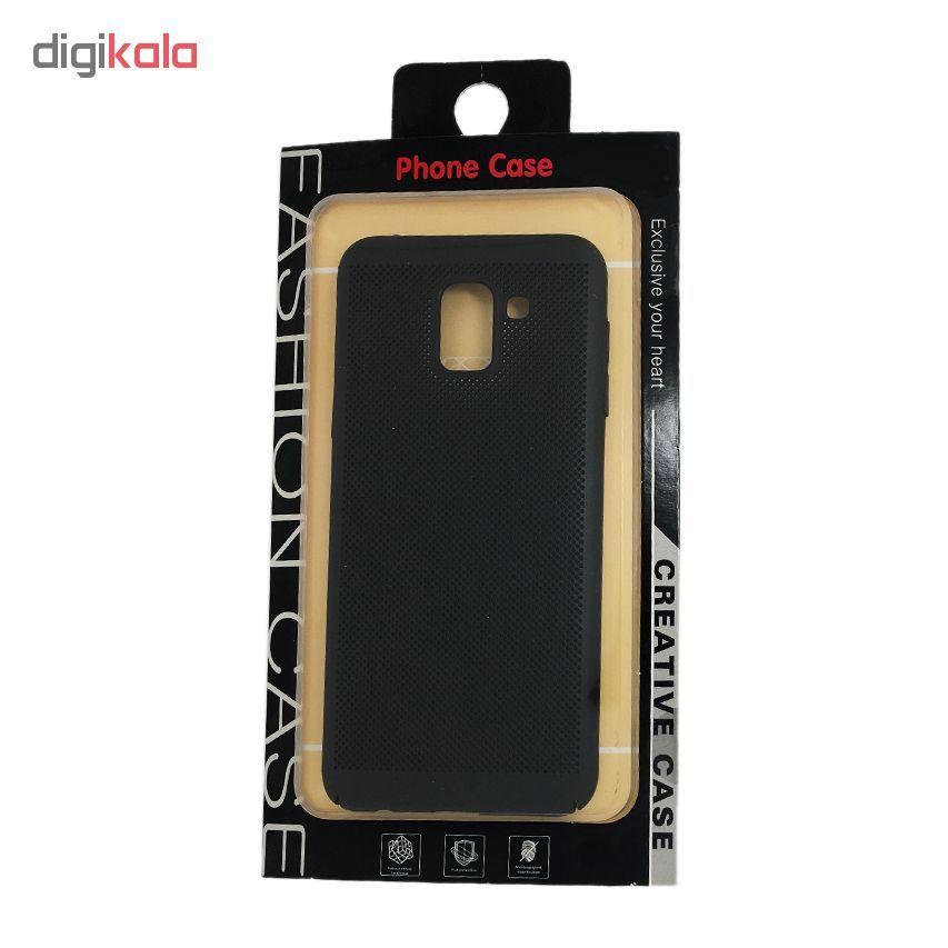 کاور فشن کیس مدل LOP1 مناسب برای گوشی موبایل سامسونگ Galaxy J6 main 1 2