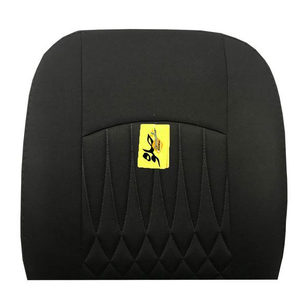 روکش صندلی خودرو جلوه مدل bgp15 مناسب برای رنو ال 90