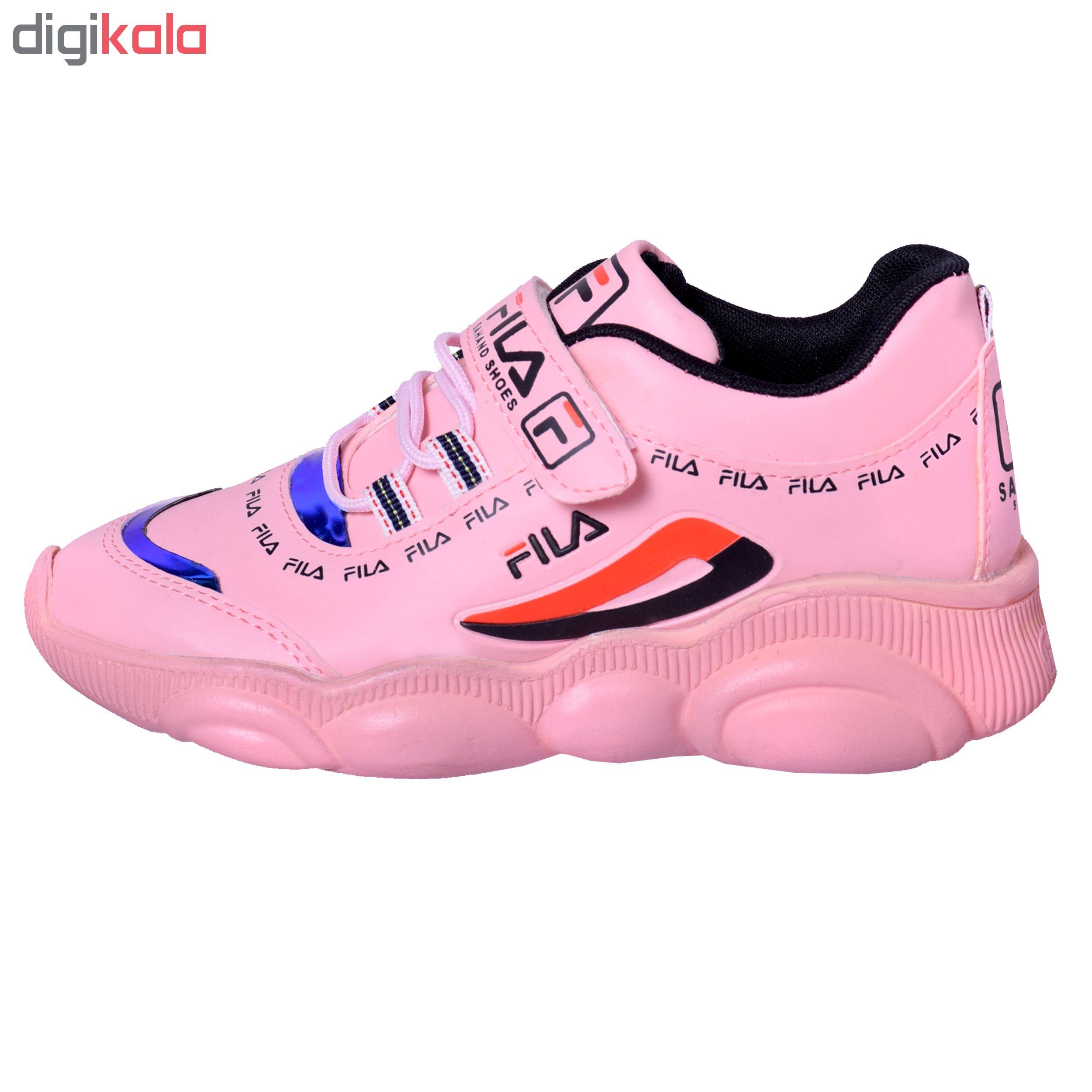 کفش راحتی دخترانه کد PK-3126