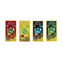 چای کیسه ای دوغزال مجموعه 4 عددی