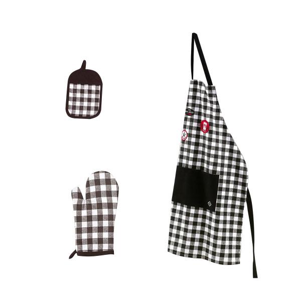 سرویس آشپزخانه 3 پارچه ماری کلیر مدل Le chef