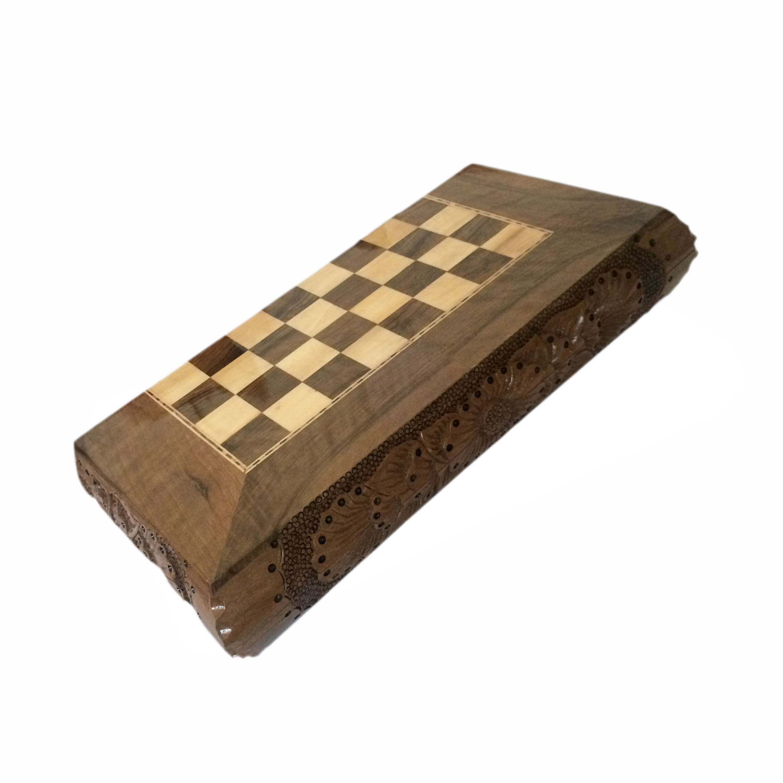 صفحه شطرنج منبت کاری مدل M-1