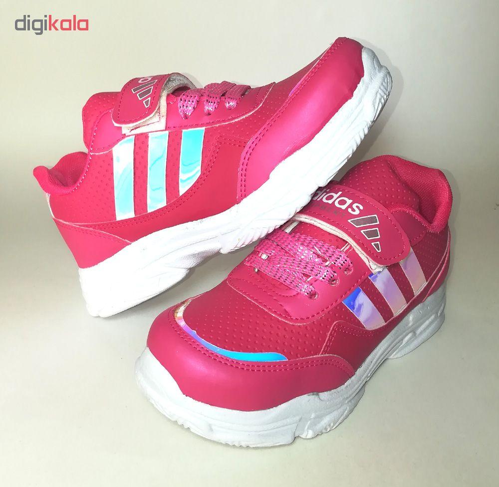 کفش مخصوص پیاده روی دخترانه کد S41