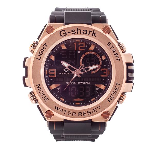کد تخفیف                                      ساعت مچی دیجیتال مردانه جی شارک کد G-SH 3322 - ME-MES