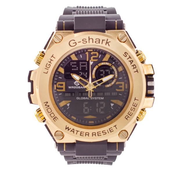 ساعت مچی دیجیتال مردانه جی شارک کد G-SH 3322 - ME-TA
