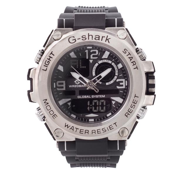 ساعت مچی دیجیتال مردانه جی شارک کد G-SH 3322 - ME-NO